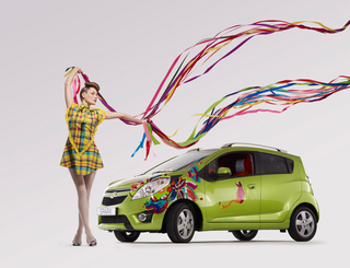 CHEVROLET – SPARK OF FASHION – PR-PHOTO BY KERSTIN ZU PAN